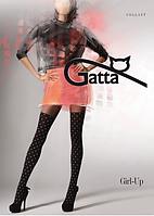 Женские колготки Гатта горох