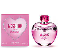 Moschino Pink Bouquet edt 100 ml. w оригинал