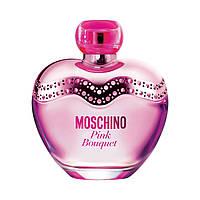Moschino Pink Bouquet edt 100 ml. w оригинал Тестер