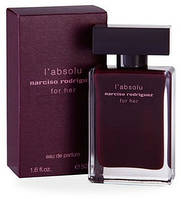 Narciso Rodriguez L'Absolu For Her edp 50 ml. w оригинал