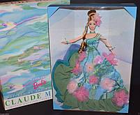 """Коллекционная кукла Барби """"Кувшинка"""" / Water Lily Barbie Doll Claude Monet Limited Edition (1997), фото 3"""