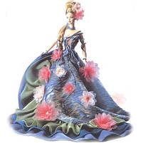 """Коллекционная кукла Барби """"Кувшинка"""" / Water Lily Barbie Doll Claude Monet Limited Edition (1997), фото 6"""