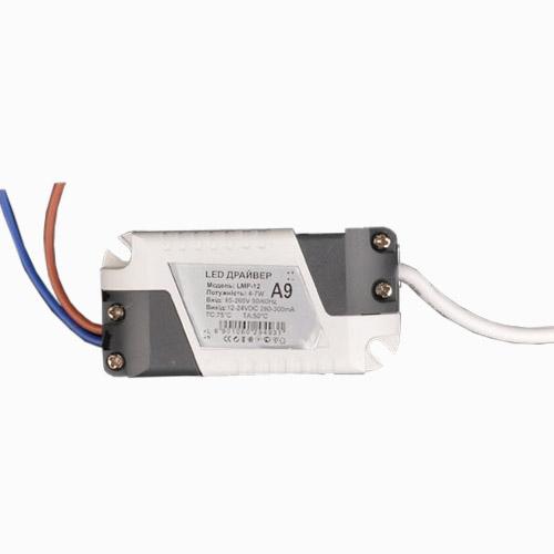 Драйвер для панели 4-7W 12-24V 280-300mA Lemanso LMP-12