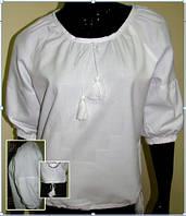 Вышиванка( белая)