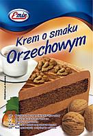 Крем для торта с ореховым вкусом  Emix Польша 100г