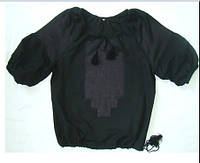 Вышиванка (черная)