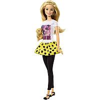 """Кукла Барби со щенком """"Большое приключение щенков"""", Barbie Great Puppy Adventure Barbie Doll"""