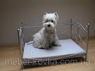 Кровати кованые для кошек и собак
