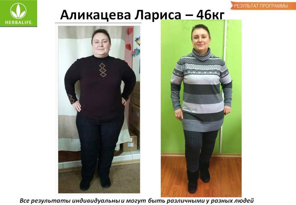 Программа похудения на 3 кг