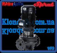 Циркуляционный насос фланцевый Sprut 3VP-DN100L