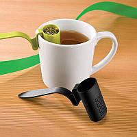Заварная ложка для чая с длинной ручкой