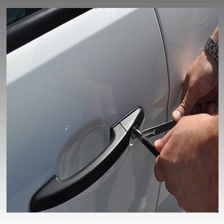 Как открыть машину без ключа (если ключи внутри) Харьков