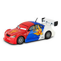 "Cars Vitaly Petrov Die Cast Car (Виталий Петров из мультфильма ""Тачки""), фото 1"