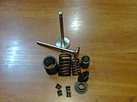 Клапан впускной+ выпускной в сборе R190N