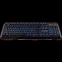 Клавиатура с подсветкой игровая LogicPower LP-KB 052, Цвет черный. USB