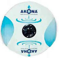 Капельная лента Akona 6 mil/30 см водовылив 1.6 л/час в бухте 3000 м