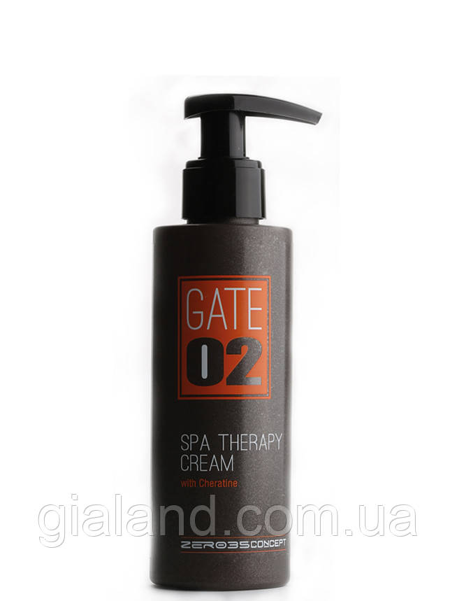 GATE 02 SPA Therapy cream Emmebi Спа терапия крем с кератином Эмеби