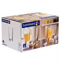 Набор стаканов высоких Luminarc Monaco 5123 (250 мл/6 шт)