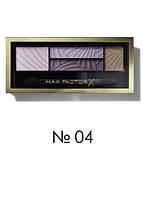 MF Smokey eye drama 2in1 kit - Тени для глаз и бровей (04-сирень), 1,8 г