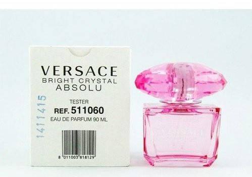 Женские духи Tester - Versace Bright Crystal Absolu  90 ml, фото 2