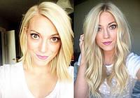 Найбільш безпечне нарощування волосся - без шкоди