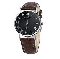 Часы мужские наручные коричневые арт. 080-1