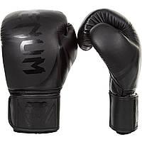 Перчатки боксерские Venum Challenger 2.0 Black Matte 12oz, фото 1