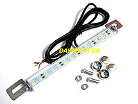 Автомобильный дополнительный стоп сигнал с функцией подсветки заднего хода LED 30-2
