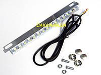 Автомобильный дополнительный стоп сигнал с функцией подсветки заднего хода LED 30-1