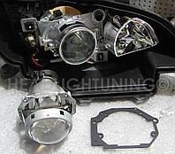 "Subaru Outback B13 - замена линз на би-ксеноновых линз Hella NEW Original 3.0"" , фото 1"