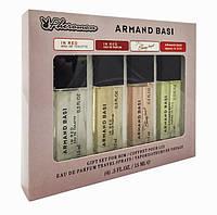 Подарочный набор Armand Basi с феромонами 4 по 15 ml