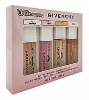 Подарочный набор Givenchy с феромонами 4 по 15 ml