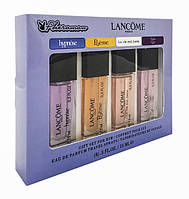 Подарочный набор Lancome с феромонами 4 по 15 ml