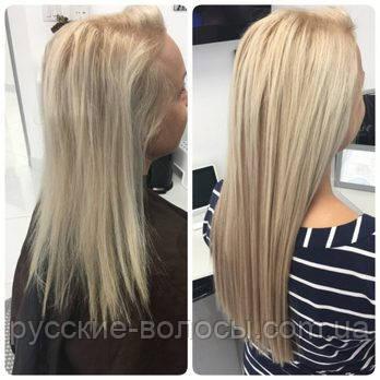 Стрічкове нарощування волосся