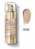 Skin Luminizer - Тональная основа (045-легкий загар), 30 мл