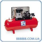 Компрессор поршневой с ременным приводом, Vрес=500л, 988л/мин, 380V, 7,5кВт AB500-988-380 Fiac