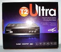 Ресивер (тюнер) Т2 Romsat ULTRA  DVB-T2 Лучший приём сигнала