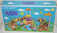 """Игровой набор """"Свинка Пеппа"""", детская площадка, 3 вида, в кор. 36*22*7см"""