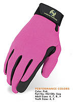 Перчатки сенсорные для конного спорта, женские