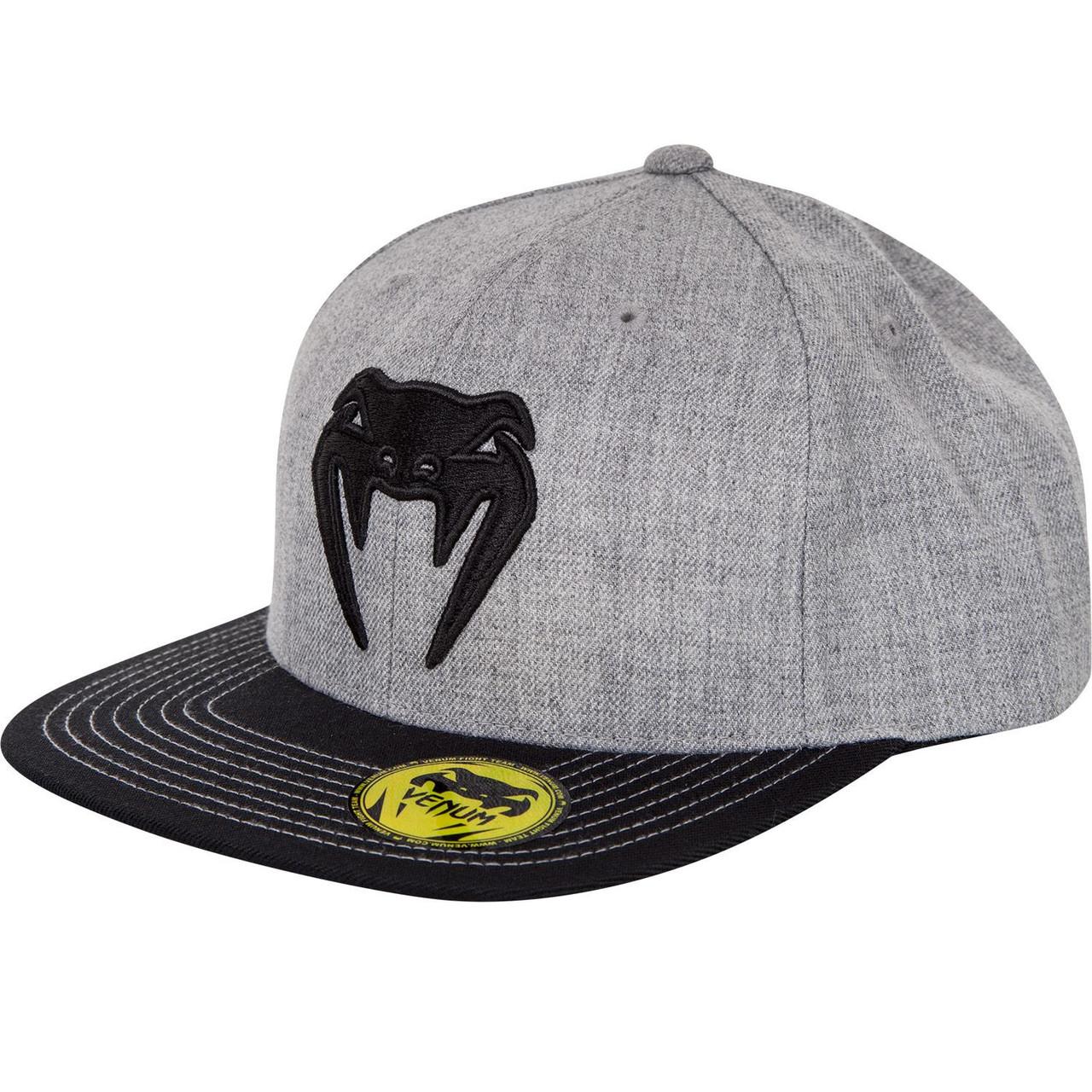 Бейсболка Venum Snapback Grey
