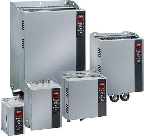 Устройства плавного пуска Danfoss (Данфосс) MCD 500 37кВт
