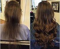 Наращивание волос объема - для густоты кончиков