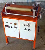 Перемоточный станок 500 мм для пищевой и палетной стрейч пленки