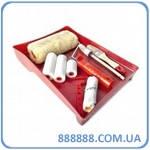 Набор малярный 10 предметов KT-3010 Intertool