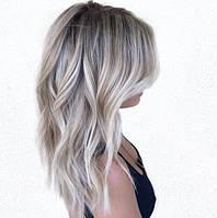 Нарощування волосся омбре ефект