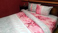 Комплект постельного белья Tirotex бязь двойной двуспальный 6