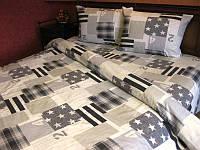 Комплект постельного белья Tirotex бязь двойной двуспальный 15