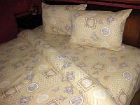 Комплект постельного белья Tirotex бязь двойной двуспальный 20