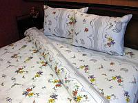 Комплект постельного белья Tirotex бязь двойной двуспальный 21