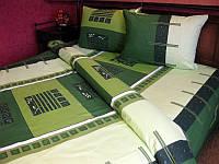 Комплект постельного белья Tirotex бязь двойной двуспальный 18